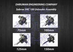 Sabroe SMC 100 Unloading Cylinder Assembly