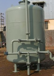 Pressure Sand Filtration Plant