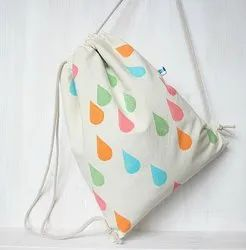 Colour Drawstring Bagpack