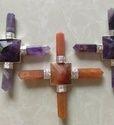 Amethyst Pencil Pyramid Energy Generators