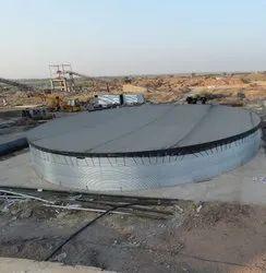 Prefabricated Steel Water Storage Tanks