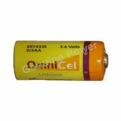 Omnicel 2/3a ER14335 3.6v Battery