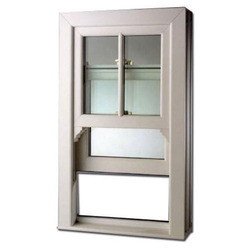 Vertical Slider UPVC Window