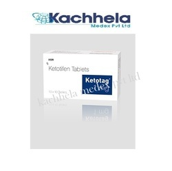 Ketotag 1 Mg Tablets