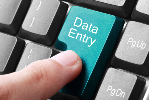 Online Data Entry Work Services