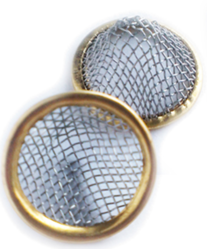 Metal Screens Cone Filter For Smoking Pipes 20mm & More