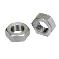 Hexagonal Stainless Steel Hex Nut, Thickness: 10 - 20 Mm