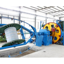 Industrial Power Cable Machine