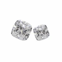 GH VVS  Cushion Moissanite Diamond Stone