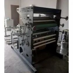 Dona Plate Paper Lamination Machine