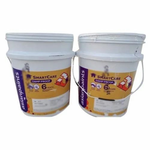 High Gloss Oil Based Paint Asian Paints Smartcare Damp Proof Packaging Type Bucket Packaging Size 20 L Rs 800 4 Litre Id 21776023688