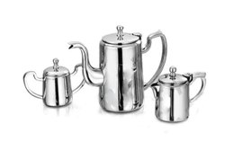 Steel 3 Pieces Jug Set