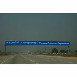 Expressway Sign Board