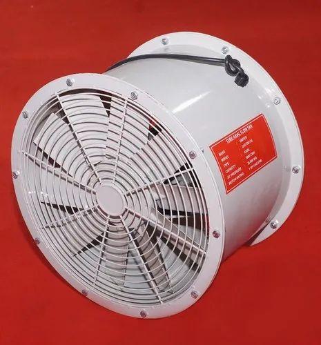 Tube Axial Fan - Axial Fan Manufacturer from Mumbai
