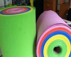 Colored EVA Foam Roll