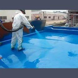 Water Proofing Elastomeric Coatings