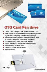 OTG Card Pen Drive