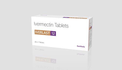 Iverlast 12mg Tablet
