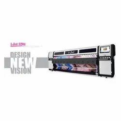 I-Jet 3204 High Speed Solvent Printer