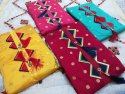 Ladies Banarasi Silk Dress Material