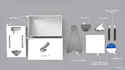 Cybernetyx Eyeris Ix Interactive Whiteboard Device