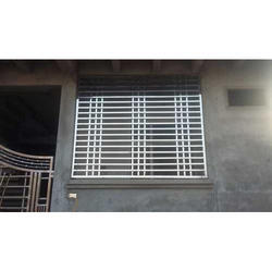 Stainless Steel SS Window Grill