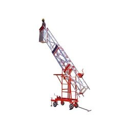 Aluminium Tiltable Variation Degree Ladder