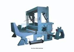 Two Drum Slitter Rewinder