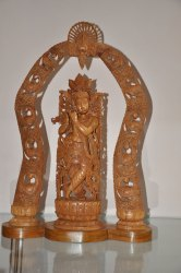 Sandalwood Decorative Handicrafts
