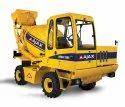 Ajax Argo 2500 Self Loading Concrete Mixer, For Construction