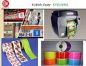 Labels Adhesive Stickers Barcodes Price Color RFID