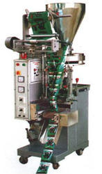 AUTOMATIC POUCH PACKING MACHIN