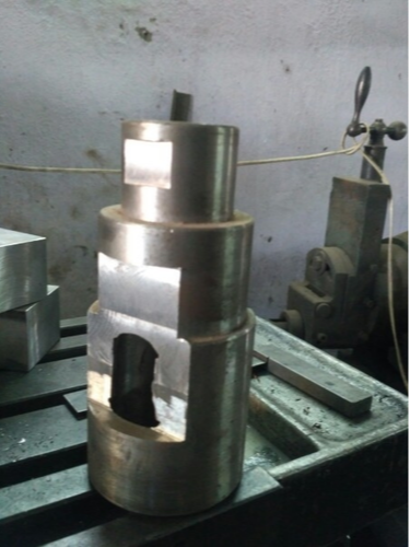 Heavy Milling Machine Job Work