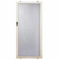 Steel Security Door in Door, Thickness: 40-10 Mm