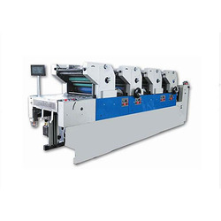 Web Offset Printing Machine