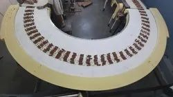 180 DEGREE PU BELT CONVEYOR.