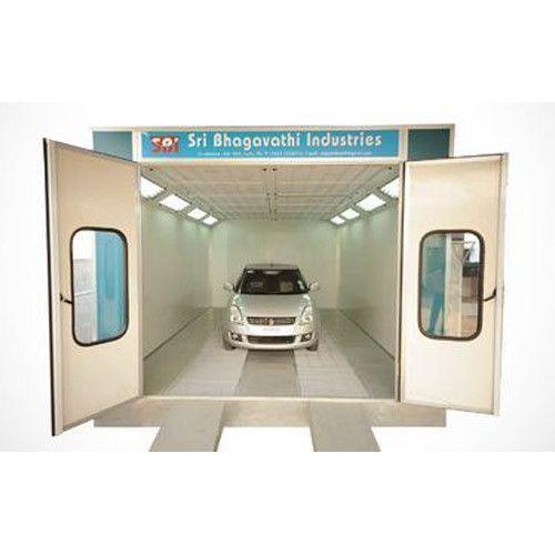 Automotive Paint Booths