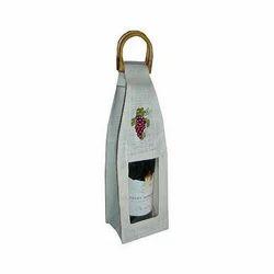 Designer Bottle Bag