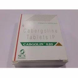 Cabgolin 0.25