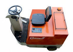 Top Battery Operated Sweeping Machine