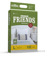 Friends Underpad Sheet