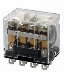 Omron Bi-power Relays  - LY4N-D2-DC24