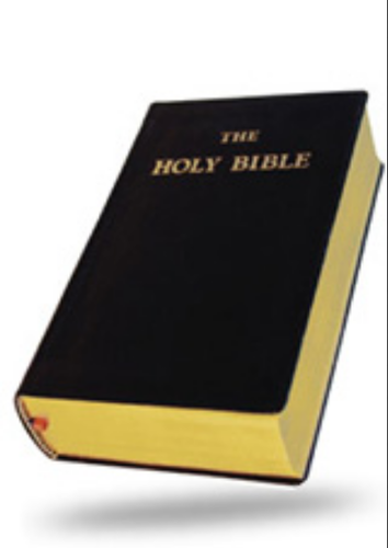 Religious Literature -Bible And Bhagavad Gita Book - The