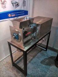 Single Stirrer Circulating Granulator Machine