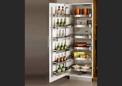 Oben 450mm 600mm Cabinet Width 4 Layer 6 Pull Out Kitchen Pantry