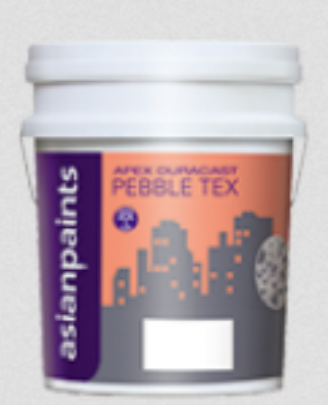 Apex Duracast Pebbletex Asian Paints