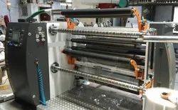 Center Shaft Slitting Machine