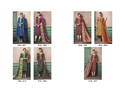 Kalamkari Cotton Satin Salwar Suits