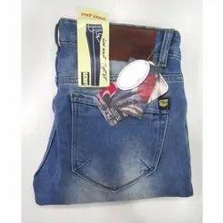 Stretchable Mens Denim Jeans