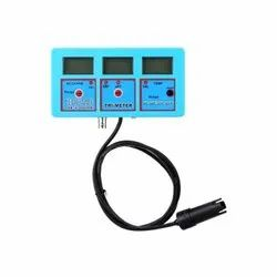 6 in 1 TDS/EC/PH/ORP/CF/Temperature Meter Multi-Functional Water Quality Tester